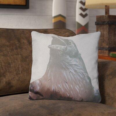 Lemanski Corvus Throw Pillow