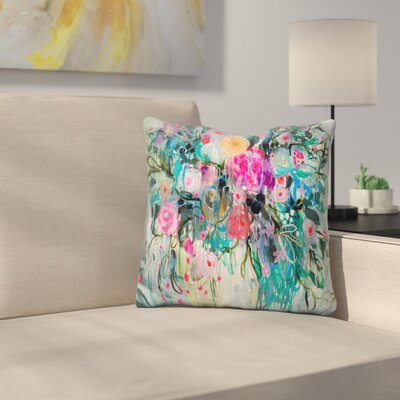 Mastropietro Born Botanical Throw Pillow