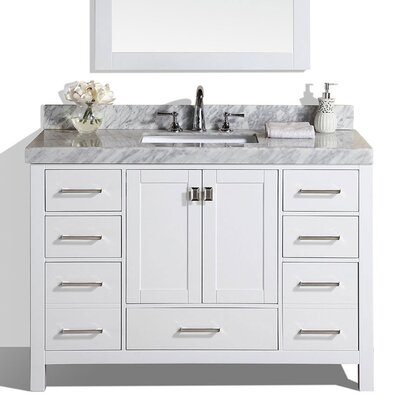 Laub Modern 54 Single Bathroom Vanity Set