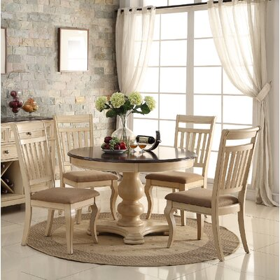 Quirion 5 Piece Dining Set