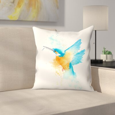 Catch! Throw Pillow Size: 14 x 14