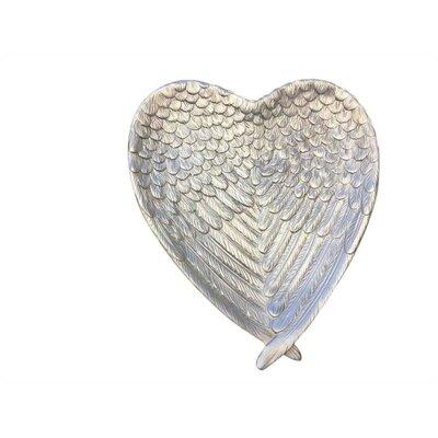 Whetstone Winged Beautiful Decorative Resin Plate Figurine 92AB55521CD74D70BC1400F6B6E69D03