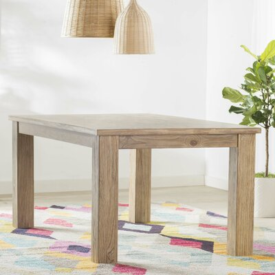 Raeann Dining Table Finish: Bisque
