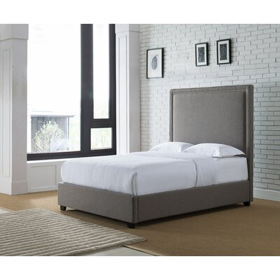 Eldred Upholstered Panel Bed Size: Queen