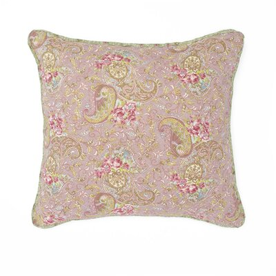 Kopec Printed Cotton Throw Pillow