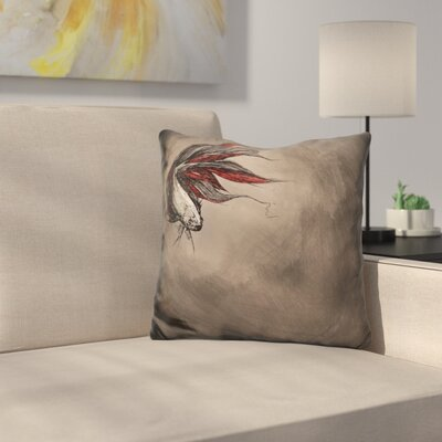 Samsara Throw Pillow