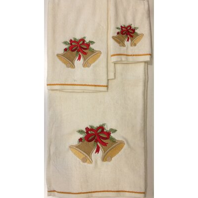 Christmas 3 Piece Towel Set
