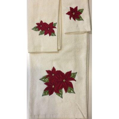 Christmas 3 Piece Towel Set
