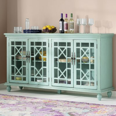 Ira 72 TV Stand Color: Bayberry Blue