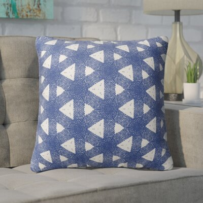 Hardin Throw Pillow Size: 24 H x 24 W x 6 D