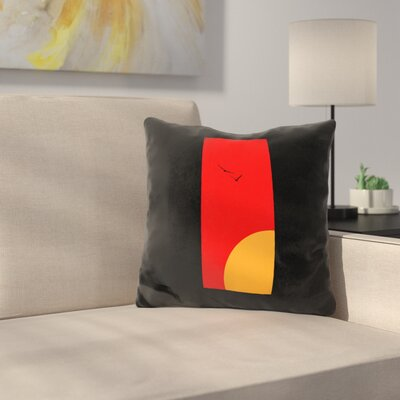 ItS Just Another Day Throw Pillow