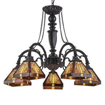 Fraire 5-Light Chandelier