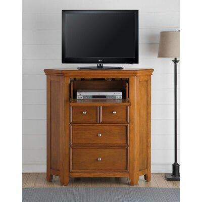 Didmarton Corner 42 TV Stand Color: Cherry Oak