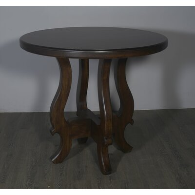 Nunez Vintage Round Pub Table