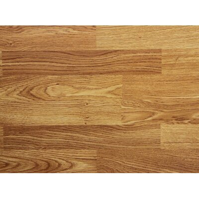 7 x 48 x 8mm Oak Laminate Flooring