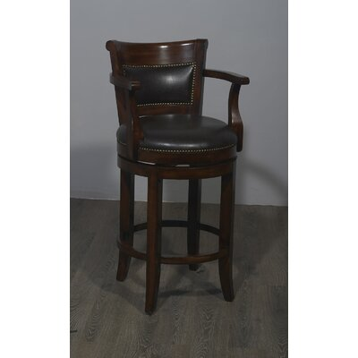 Nunley 44 Bar Stool