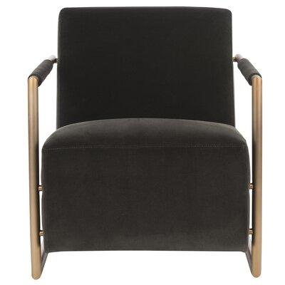 Kugler Velvet Armchair
