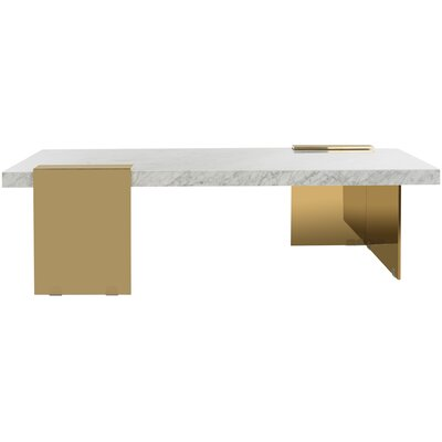 Kuhl Marble Coffee Table