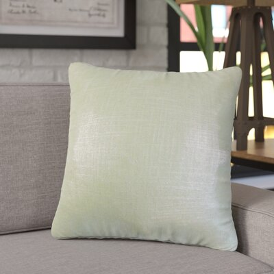 Singh Solid Linen Throw Pillow Color: Antique Gold