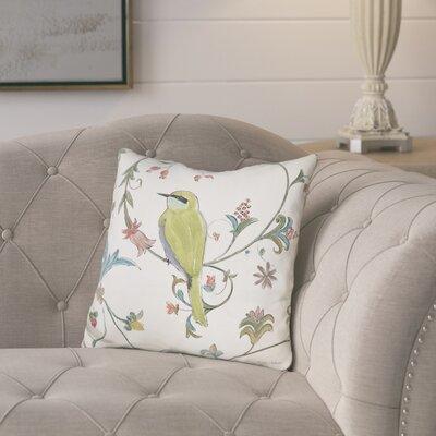 Josue Birds Gem Throw Pillow