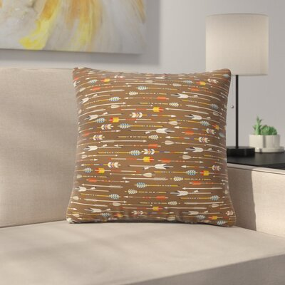 Horizontal Pillow Cover Size: 16 x 16