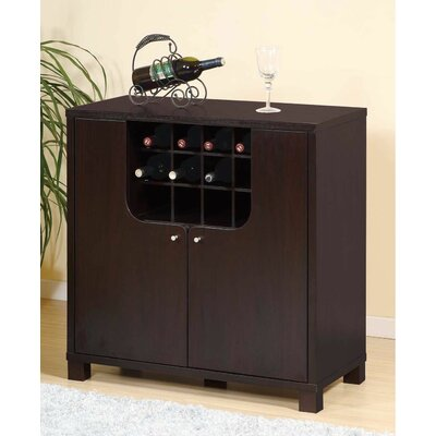 Cozine 12 Bottle Floor Wine Rack