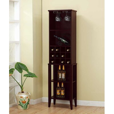 Croll 12 Bottle Floor Wine Rack