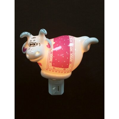 Bull Night Light