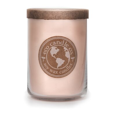 Gardenia and Guava Scented Jar Candle 26GAR