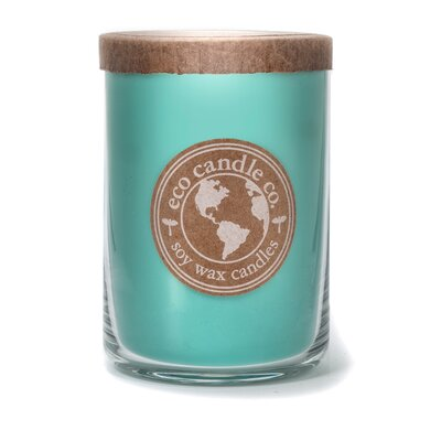 Ocean Waves Scented Jar Candle 26OCE