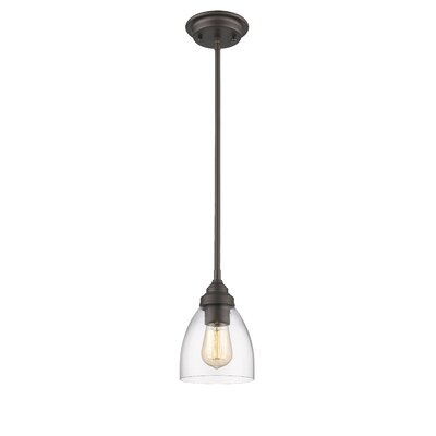 Durst Transitional 1-Light Mini Pendant