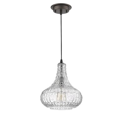Welton Transitional 1-Light Mini Pendant
