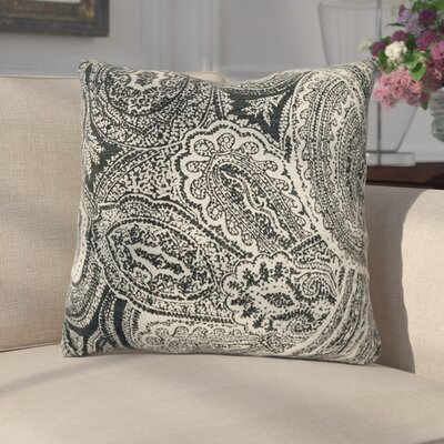 Dima Paisley Indoor/Outdoor Throw Pillow