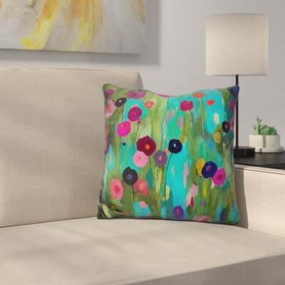 Neske Time to Bloom Throw Pillow