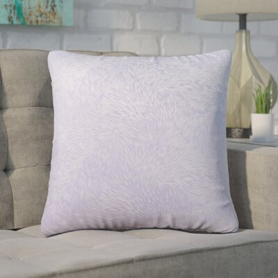 Cottrill Square Throw Pillow Color: Purple