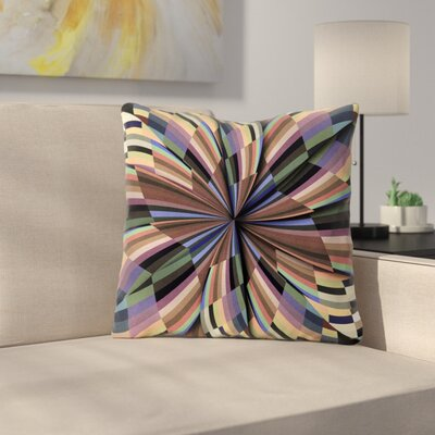 Love Affair by Danny Ivan Throw Pillow Size: 16 H x 16 W x 3 D