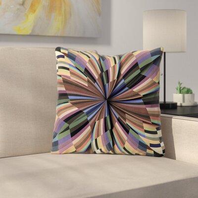 Love Affair by Danny Ivan Throw Pillow Size: 16 H x 16 W x 3 D