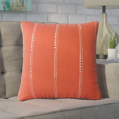 Nuno Striped Cotton Throw Pillow