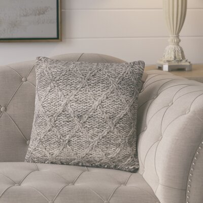 Lozier Wool Throw Pillow