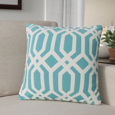 Trimble Square Indoor/Outdoor Throw Pillow