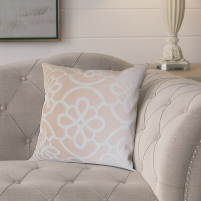 Throw Pillow Color: Pastel, Size: 18