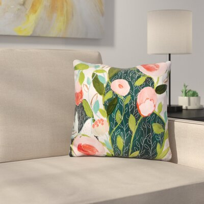 Matherly Julies Faith Throw Pillow