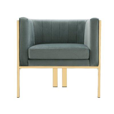 Kulas Armchair Upholstery: Warm Gray