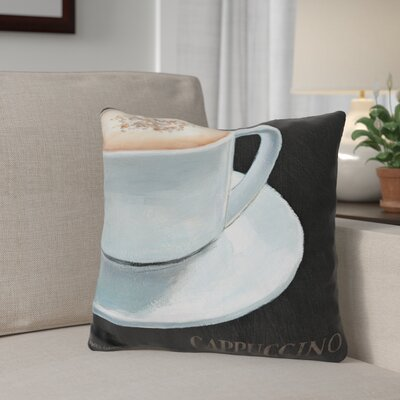 Gilyard Dark Roast Throw Pillow