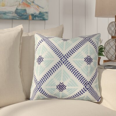 Baileyville Embroidered Throw Pillow