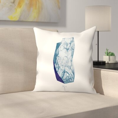 Kasi Minami Cut Down 6 Throw Pillow Size: 14