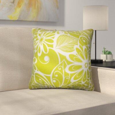 Streetman Floral Throw Pillow