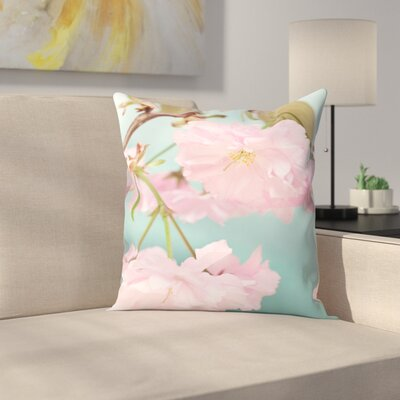 Maja Hrnjak Spring Throw Pillow Size: 14 x 14