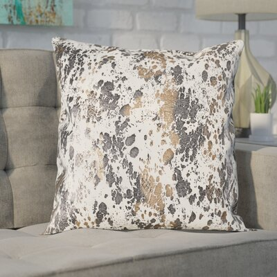 Busselton Throw Pillow Size: 20