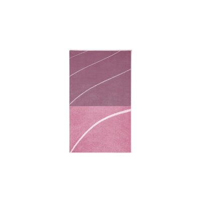 Hand Towel Color: Mauve